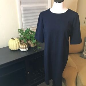 GAP Short Sleeve Business Casual Dress